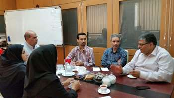 A Meeting to Discuss the OPATEL Website Infrastructure